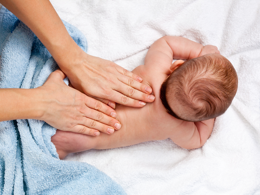 baby massage gloucestershire